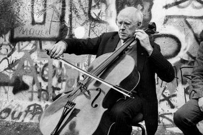 Hommage à Mstislav Rostropovitch à Lyon