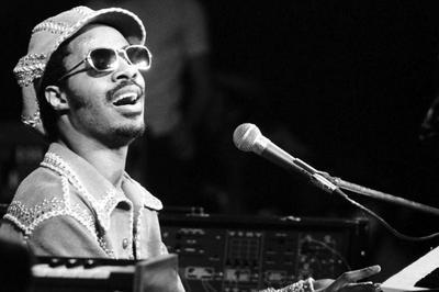 Hommage À Stevie Wonder à Paris 1er