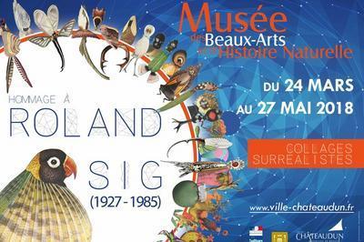 Hommage à Roland Sig à Chateaudun