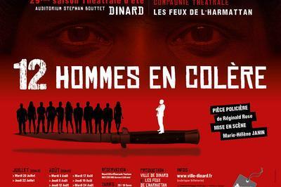 12 HOMMES EN COLERE à Dinard
