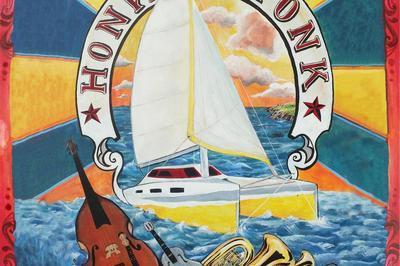 Honky tonk sail à Marseille