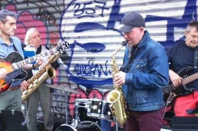 Hope Street Band, Jazz Gig à Paris 10ème