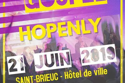 Hopenly Gospel à Saint Brieuc