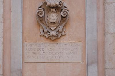 Hôtel De Rozel à Nimes