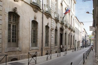 Hôtel De Ville - Ancien Hôtel De Rolland à Carcassonne