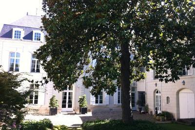 Hôtel Hudault De La Haye à Saumur