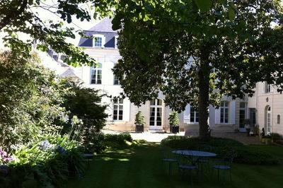 Hôtel Hudault De La Haye, Xviiie Siècle à Saumur
