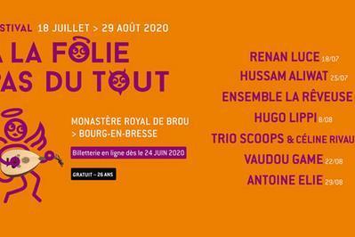 Hugo Lippi Quartet à Bourg en Bresse