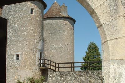 Hugues De Poix Commente L'histoire De Son Château à Concremiers