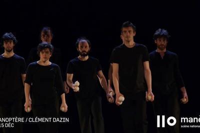 Humanoptère / Clément Dazin à Reims
