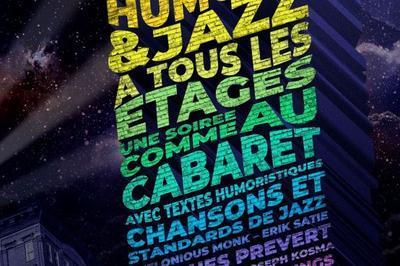 Humour et Jazz à tous les étages à Neuilly sur Seine