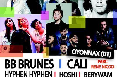 Hyphen Hyphen / Hoshi / Berywam à Oyonnax