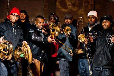 Hypnotic Brass Ensemble à Amiens