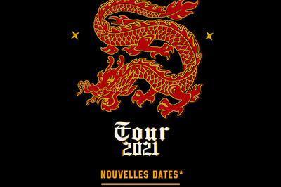 Iam Warrior Tour à Rouen