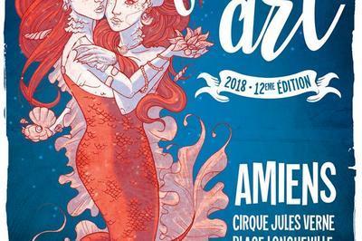 Howlin' Jaws / Wooden Shields / Burlesque à Amiens