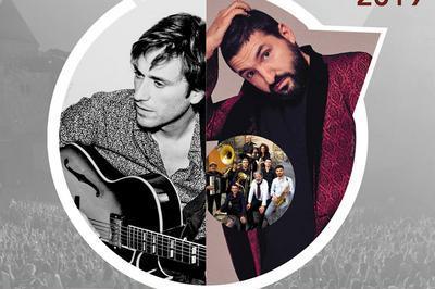 Ibrahim Maalouf & Haidouti Orkestar à Carcassonne