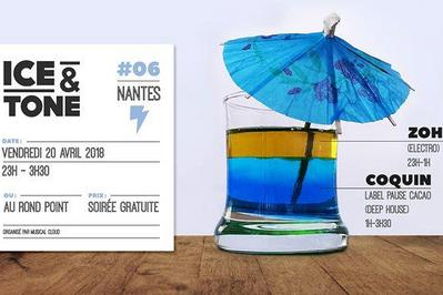Ice&Tone #06 : Coquin (Pause Cacao) // Zohar à Nantes