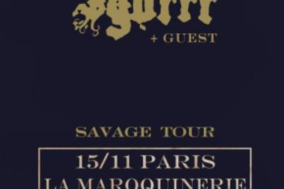 Igorrr Savage Tour à Paris 20ème