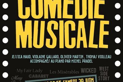 Il était une fois la comédie musicale à La Chapelle Achard