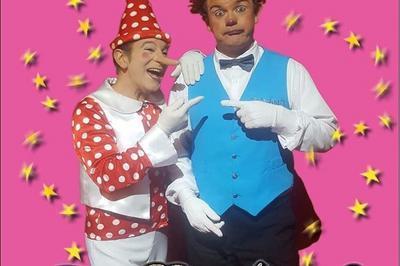 Il Teatro Di Pinocchio à La Ferte Sous Jouarre