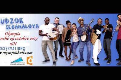 Ile De La Réunion Et Koudzok Ségamaloya à Paris 9ème