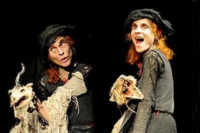 Ricdin-Ricdon suivi de Et bien, dansez maintenant / Ilka Schönbein - Theater Meschugge à Sete