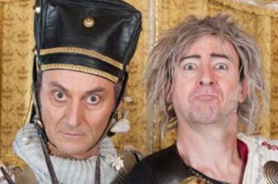 Ils Scènent Présente LES MYTHOS 'Clown à La Grecque' à Macon