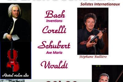 De Bach à Schubert à Longpont sur Orge