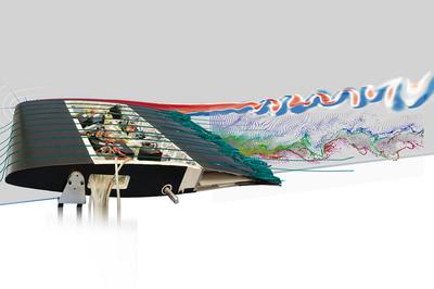 Nouveaux designs pour les ailes d'avion du futur bioinspirées à Toulouse