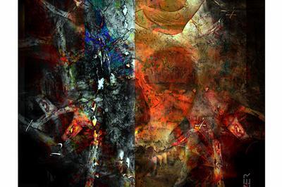 Imaginaire De L'anatomie à Drevant