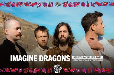 Imagine Dragons à Paris 16ème