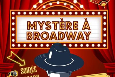 Escape et Murder Game : Mystère à Broadway à Vallauris