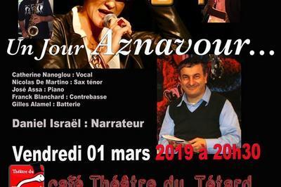 JazzACat : Un jour Aznavour... à Marseille