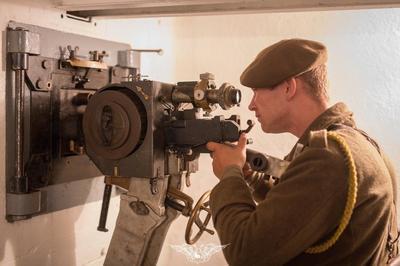 Immersion Au Coeur De L'histoire Du Soldat De La Ligne Maginot à Chemery les Deux