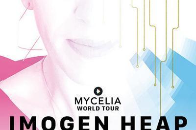 Imogen Heap à Paris 10ème