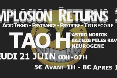 Implosion Returns #2 à Dijon