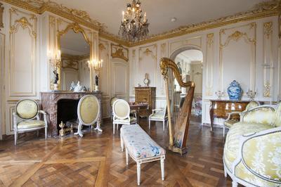 Impromptus De Harpe à Versailles