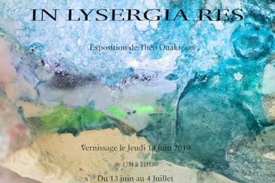 In Lysergia Res à Paris 6ème
