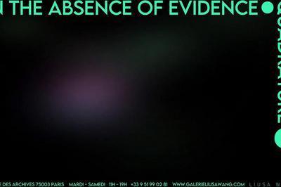 In the Absence of Evidence à Paris 3ème