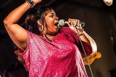 Inauguration BSBF : MISS Nickki & the Memphis Soul Connection à Calais