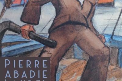 Inauguration De L'exposition Consacrée Au Peintre Abadie Landel à Douarnenez