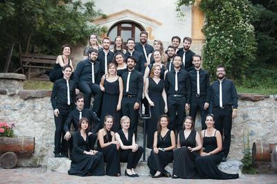 InChorus - Premiers Regards | Musique vocale pour choeur a cappella à Lyon