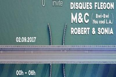 Increase The Groove Invite : M&C, Disques Flegon & Malouane à Paris 13ème