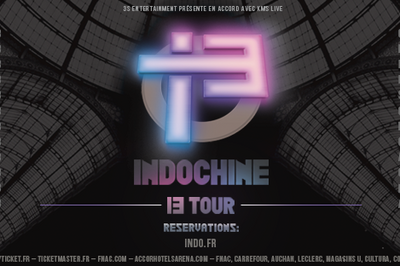 Indochine 13 Tour - Lille