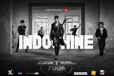 Indochine - Central Tour - Report à Villeneuve d'Ascq