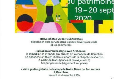 Initiation à L'archéologie Avec Archéoskol - Samedi à Berric