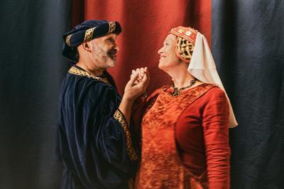 Initiation à La Danse Médiévale Par La Cie Doulce Mémoire à Toulouse