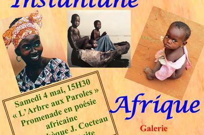 Instantané Afrique à Saint Seurin sur l'Isle