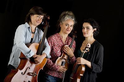 Intégrale des Trios de Beethoven en deux concerts par le Trio à cordes Anpapié. à Saessolsheim