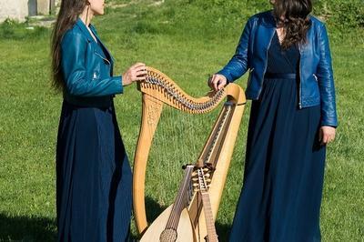 Interludes Musicaux Par Le Duo Ishtar, Musiques À Cordes Désorientées à Vienne